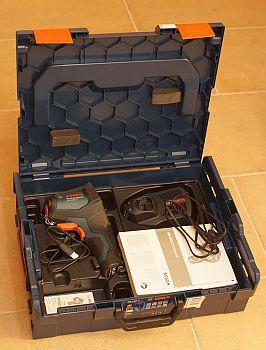 GIS1000C von Bosch mit L-Boxx Gr1