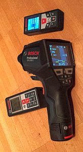 Thermodetektor Bosch GIS 1000 C Professional, GLM 50 C und GLM 100 C
